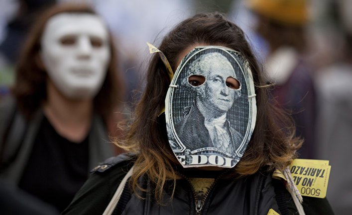 the dollar fell victim to a pandemic