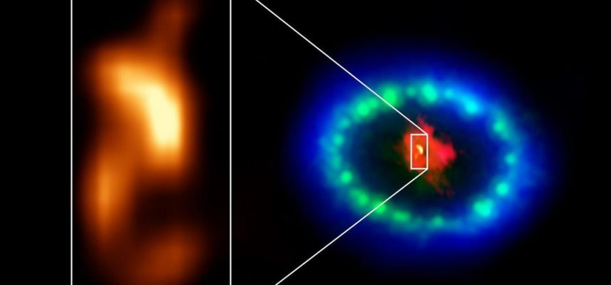 Astronomers have found a star that is only 33 years old