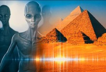 Elon Musk said that the pyramids were built by aliens