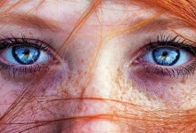 Found a link between eye color and alcohol addiction