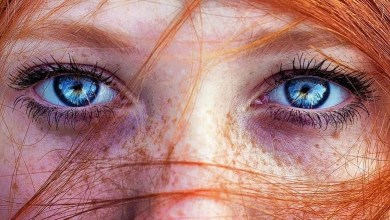 Photo of Link between eye color and alcohol addiction
