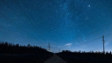 Photo of From what place on Earth is the starry sky best visible?