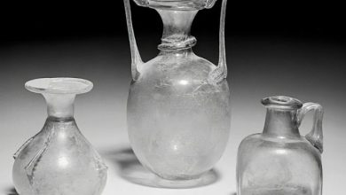 Photo of The Romans called it Alexandrian glass. Where does it actually come from