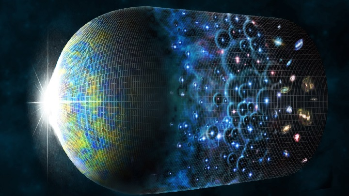 What happened before the emergence of the universe a new hypothesis of scientists