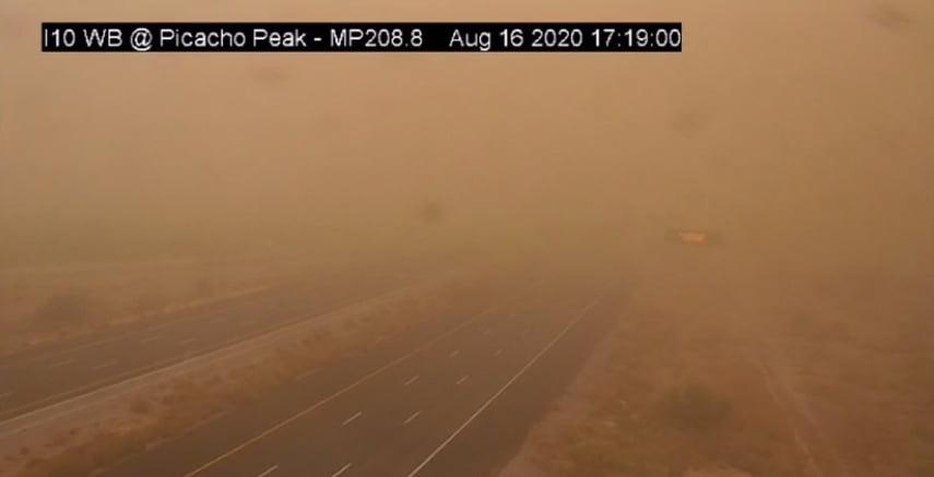 dust storm hits Phoenix
