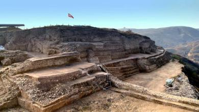 Photo of Huge ancient pyramid found in China