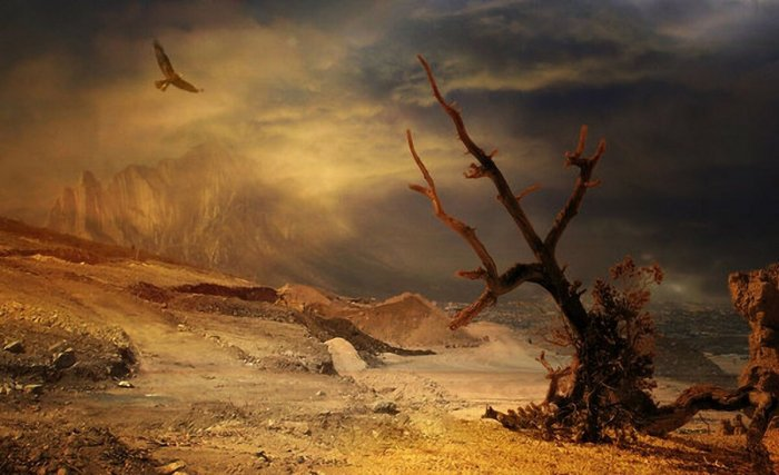 life end earth 457896