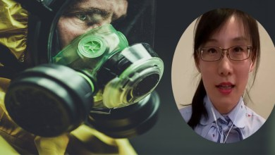 Photo of Chinese virologist says COVID-19 created in a military laboratory
