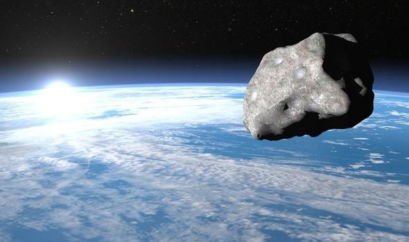 Another asteroid that flew past the Earth was a surprise for NASA