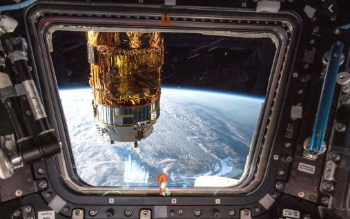 ISS air leak accelerated fivefold