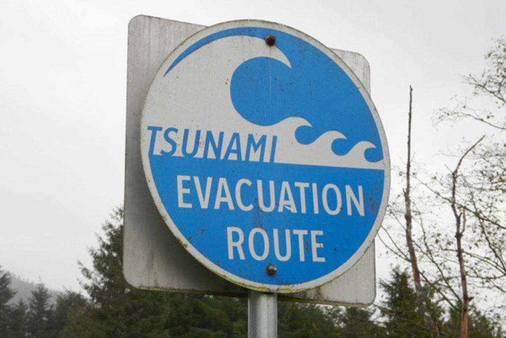 Over 500 meters high Megatsunami awaits in Alaska