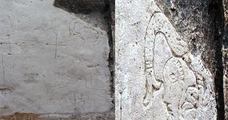 Scientists puzzled by a medieval drawing with a strange creature
