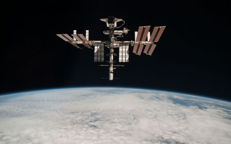 The International Space Station ISS has a hole through which air is escaping and NASA still cannot find it