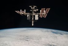 """Photo of NASA still can't find a """"hole"""" on the ISS"""