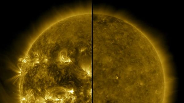 new cycle of solar activity has begun