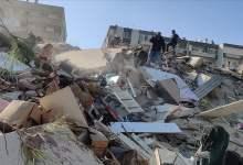 A powerful earthquake hits western Turkey