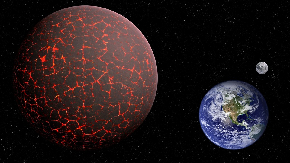 Astronomers prove the existence of the mysterious Planet X