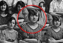 Creepy pictures scared netizens whats wrong with old photos