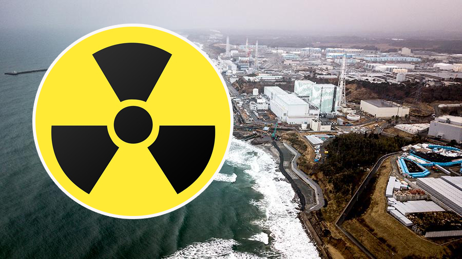 Japan plans to dump radioactive water from Fukushima into the sea