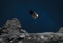 NASA probe narrowly escaped collision while collecting soil sample from asteroid surface