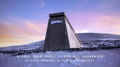 Photo of Oreo built a cookie shelter in case of apocalypse