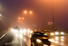 Polluted air affects the psyche of people