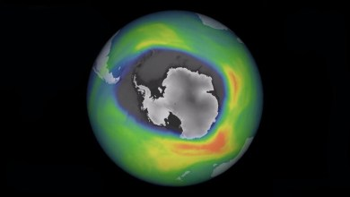 Photo of The ozone hole over Antarctica become much deeper and wider in 2020