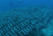 Ancient road discovered at the bottom of the Atlantic Ocean