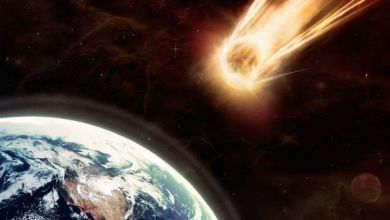 Photo of NASA a huge asteroid is approaching the Earth