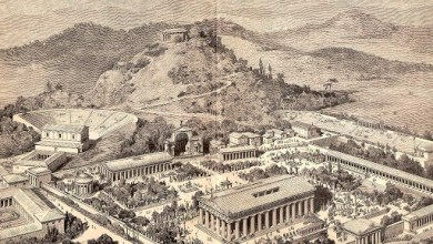 Olympia the history of a city in Greece