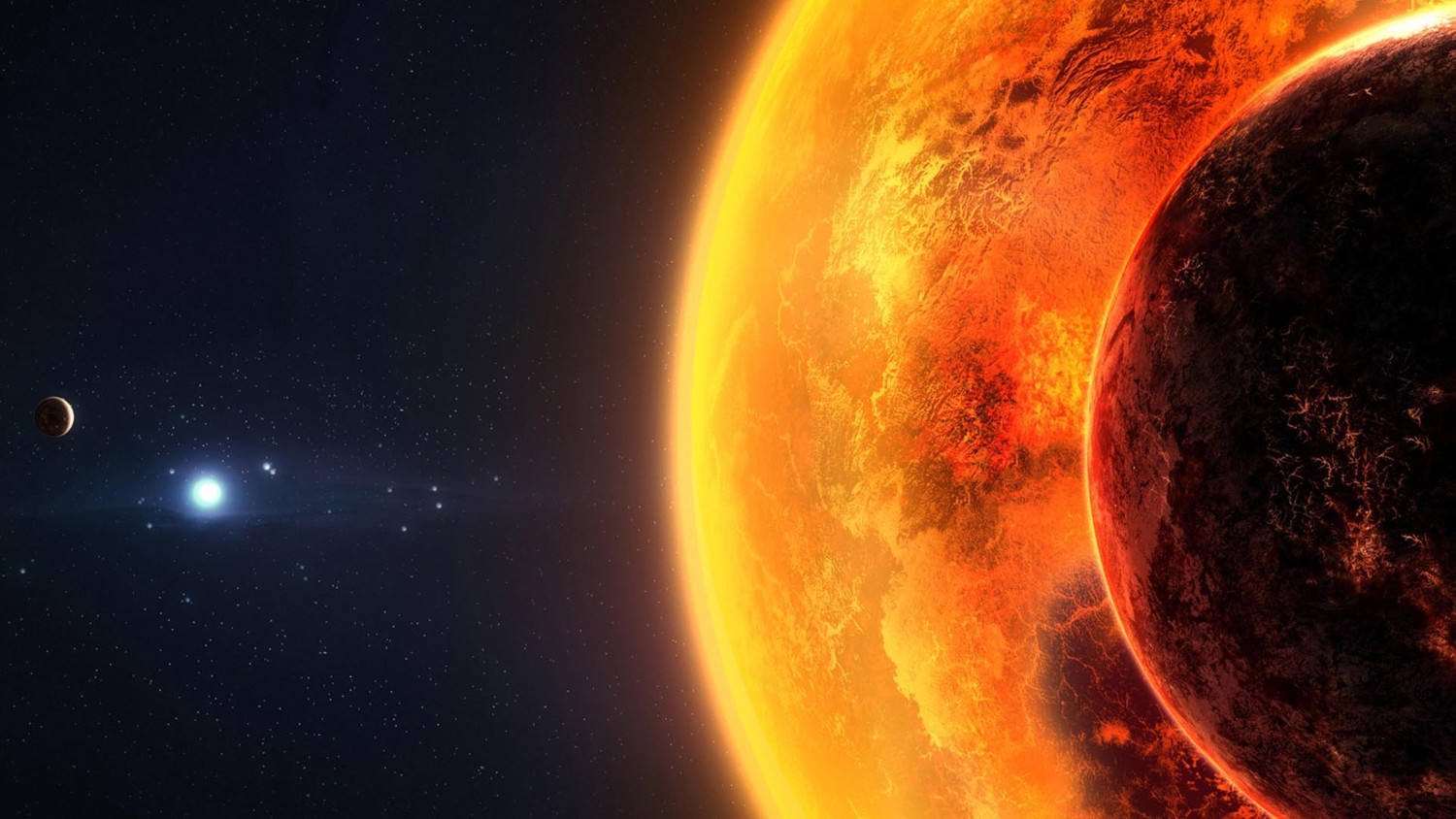 Scientists have found out the exact time of the formation of the solar system