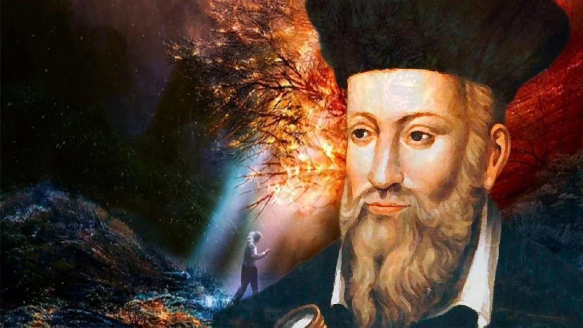 Terrible predictions of Nostradamus what awaits humanity in 2021