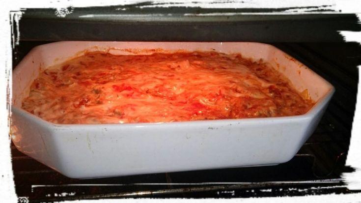 Lamoussa - en lækker sund variant af lasagne