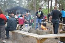 Omkring 90 personer - Överkalix framtid i Rudjärv.