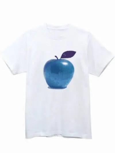 リンゴTシャツ