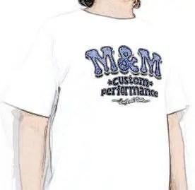 キムタクが着てたM&MのTシャツブランド名は?フライデー写真で着用!