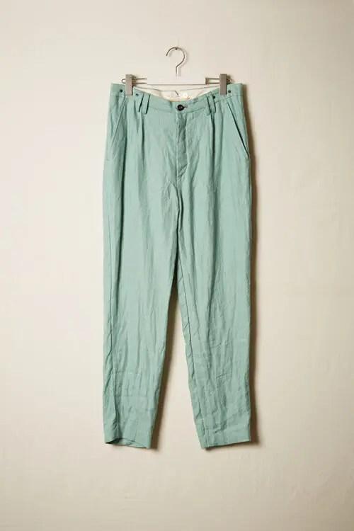 suzuki takayuki tucked pants
