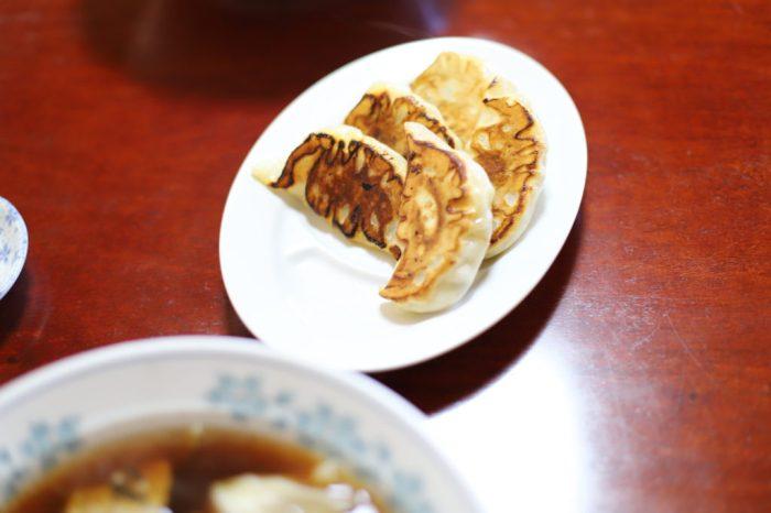 ともちゃんらーめんの餃子