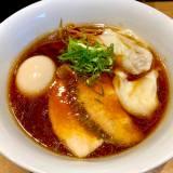 【らぁ麺や 嶋@西新宿五丁目駅】支那そばや・かしわぎ出身の美味すぎる一杯