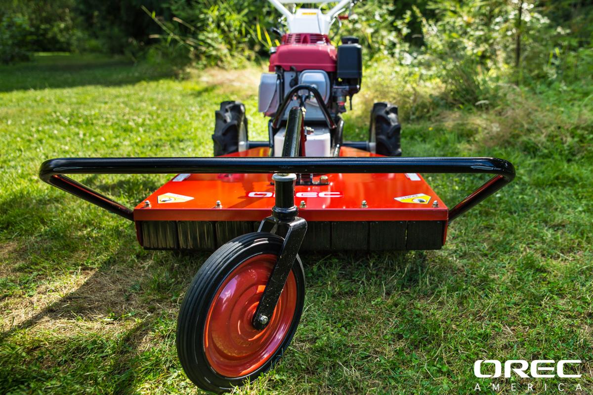 How Build Garden Mulcher