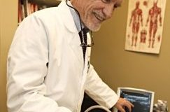 Dr. Noel Peterson, ultrasound, PRP, platelet rich plasma, prolotherapy