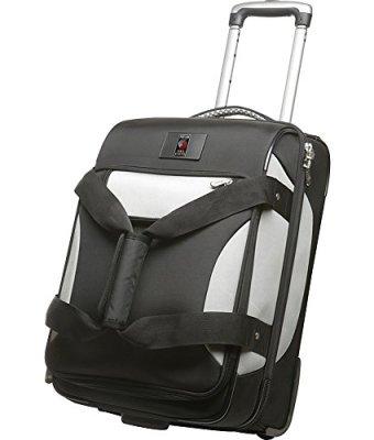 Denco-Sports-Luggage-NBA-Portland-trailblazers-22-Black-Bottom-Duffel-0