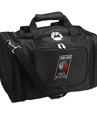 NBA-Portland-Trail-Blazers-Travel-Duffel-Bag-22-Inch-Black-0