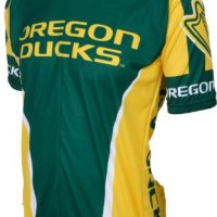 NCAA-Oregon-Ducks-Cycling-Jersey-GreenYellow-0