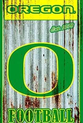 Team-Sports-America-Oregon-Ducks-Corrugated-Metal-Wall-Art-0