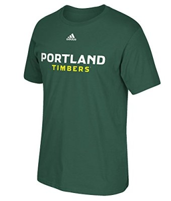 MLS-Portland-Timbers-Mens-Primary-One-Short-Sleeve-Tee-Large-Dark-Green-0