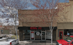 The Odem on Google Maps shows no sign of the original awning