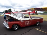Kyle Bushman's 1966 Ford F100