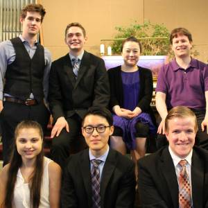 On the House: Organ Institute Showcase @ First United Methodist Church | Eugene | Oregon | United States