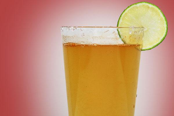 Aldolpho's Beer Cocktail